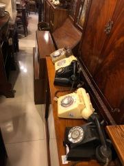 Oude telefoons, kan je ook overal vinden!