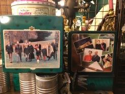 De klassieker: Delacre koekjesdozen met de Koninklijke familiefoto's