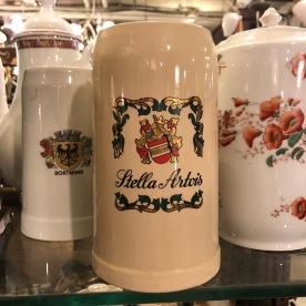Een litertje Stella, iemand?