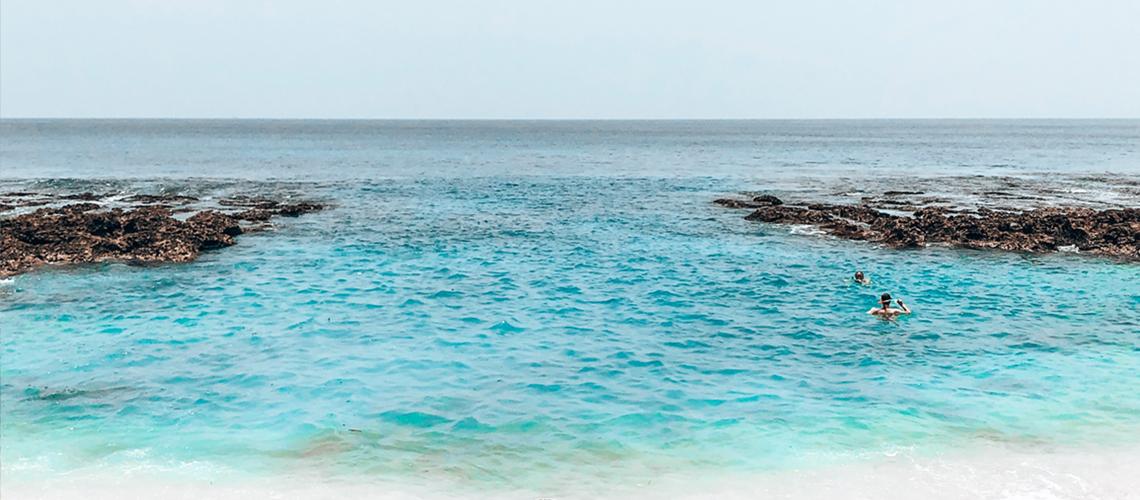 Op uitstap: snorkelen op Lambai Island🐢🐠